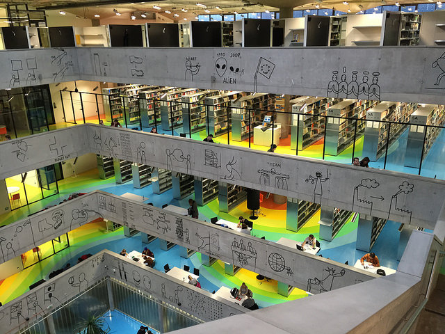 National Technical Library, Prague